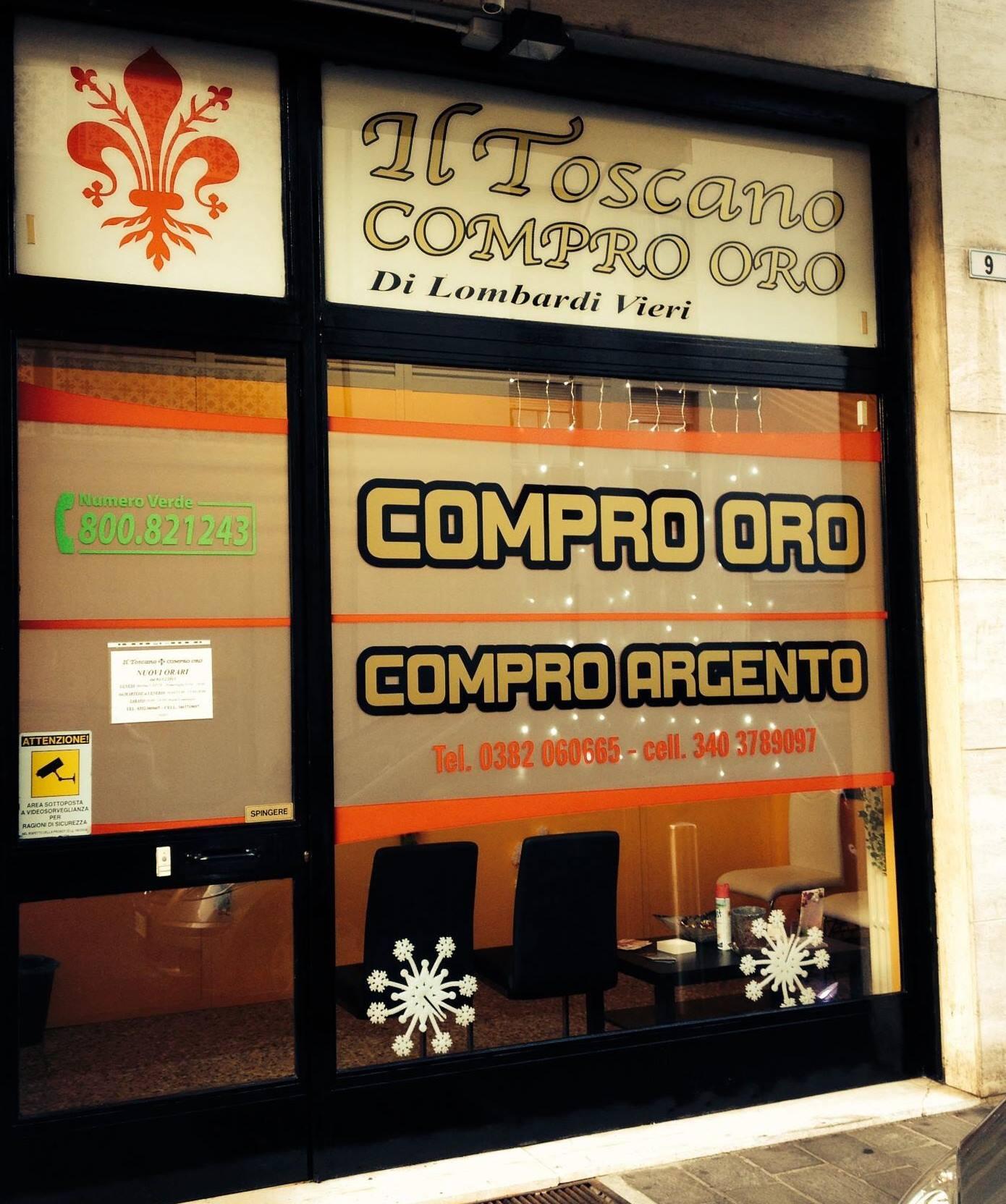 Il Toscano compro oro